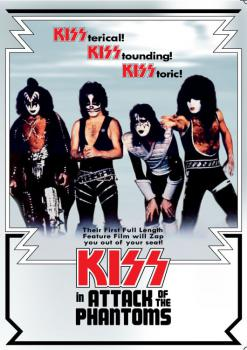 KISS - Attack of the Phantoms (uncut)