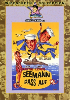 Jerry Lewis - Seemann pass auf (uncut)