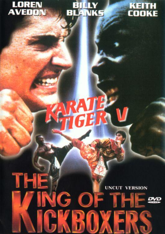 Karate Tiger 5